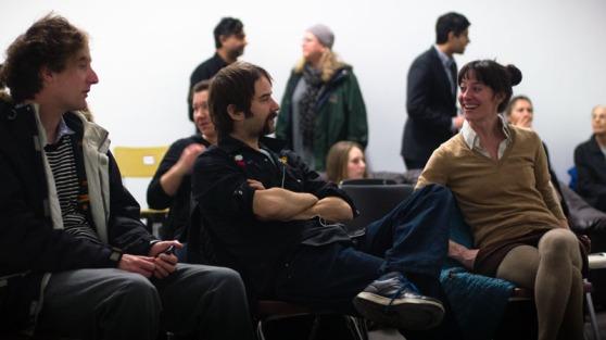 Audience at Kwantlen Polytechnic University