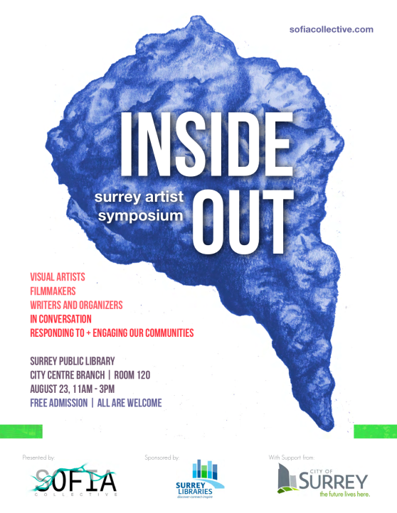 Inside/Out Symposium Aug. 23